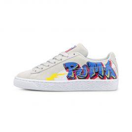 Pantofi sport Puma Suede Street Art Jr Unisex