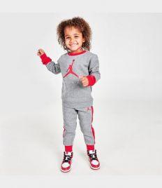 Trening Jdb Jumpman By Nike Crew Set Infanti