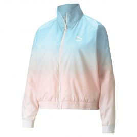 Jacheta Puma Gloaming Aop Full-Zip Jacket Femei
