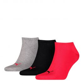 Sosete Puma Sneaker Plain 3P Unisex