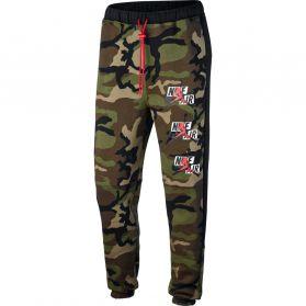 Pantaloni NIKE M J JMC CAMO FLC PANT Barbati