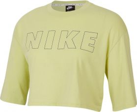 TRICOU NIKE NSW AIR  SS CROP FEMEI